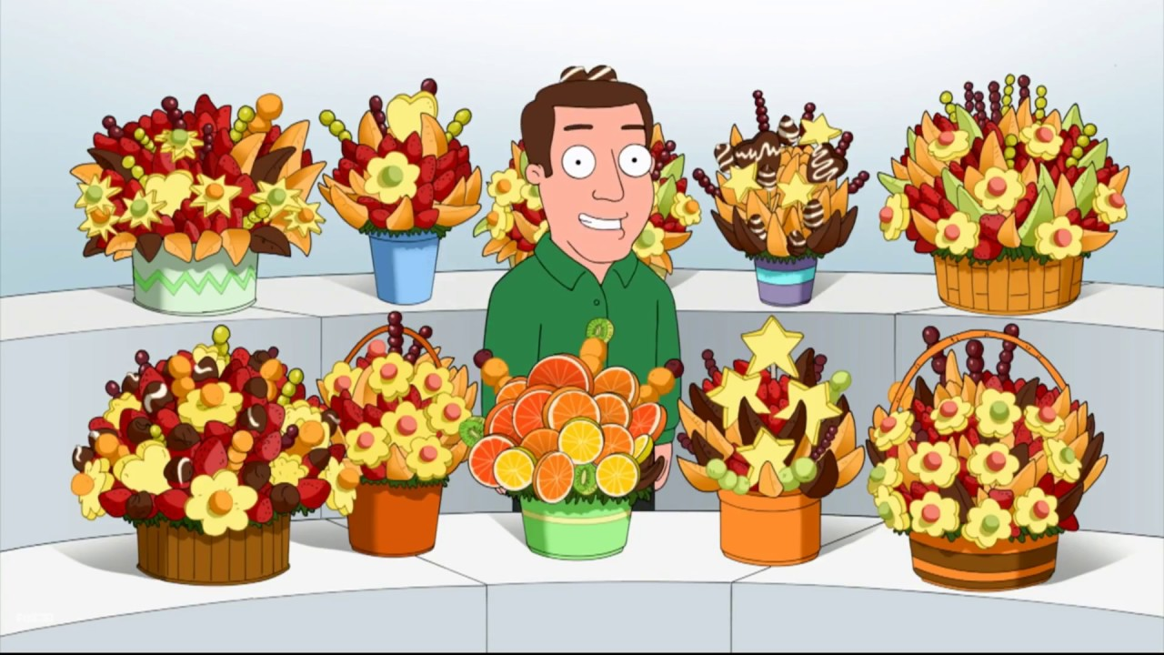 Celebrate The Birthday Party In Grand Style And Use The Coupons To Buy Fruit Bouquet