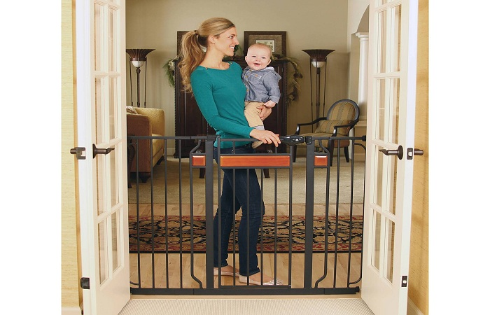 All about baby gates