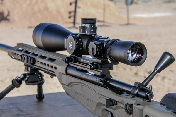 Scope For Hunting Rifles