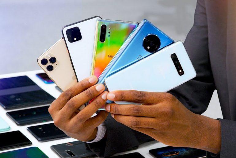 8 Superb Smartphone Brands for Business