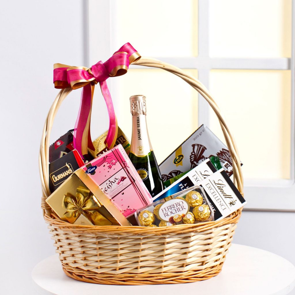 The Best Get Well Gift Hamper Other Than Flowers?