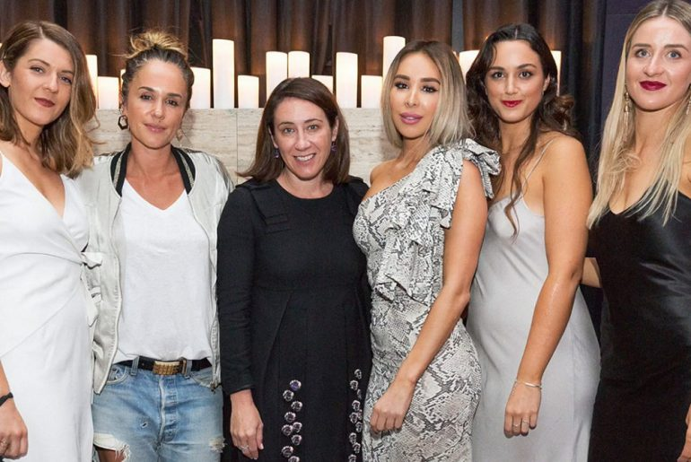 leading fashion stylists Australia