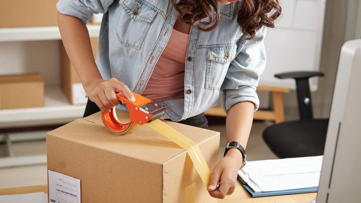 Get discreet shipping with proper packaging